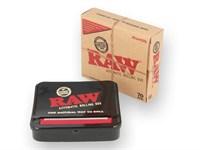 Машинка для самокруток с коробкой для табака RAW AUTOMATIC ROLLING BOX 70 мм